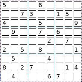 20201001 Reto Sudoku