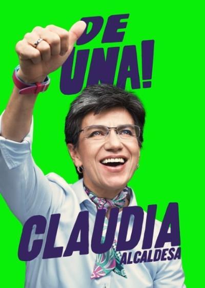 claudia lopez alcaldesa alcaldia bogota 2020