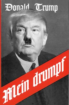 donald trump adolf hitler