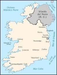 pais dividido uno al norte y otro al sur es irlanda