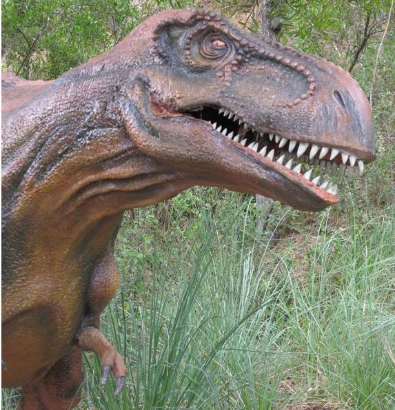 parque gondava el gran valle de los dinosaurios