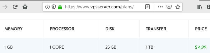www.vpsserver.com virtual private server